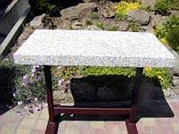 Beton a betonové výrobky - broušené terazo